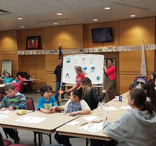 Dakota Outreach Program